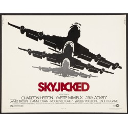 Skyjacked (Half sheet)
