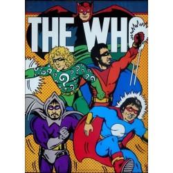 Who - Supeheroes 1977