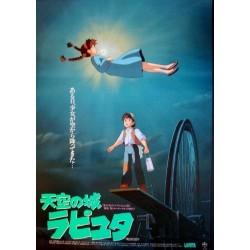 Castle In the Sky - Laputa (Japanese style B-3)