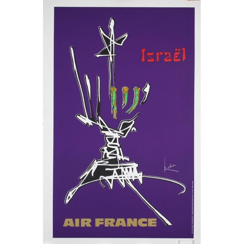 Air France Israel (1968 - LB)