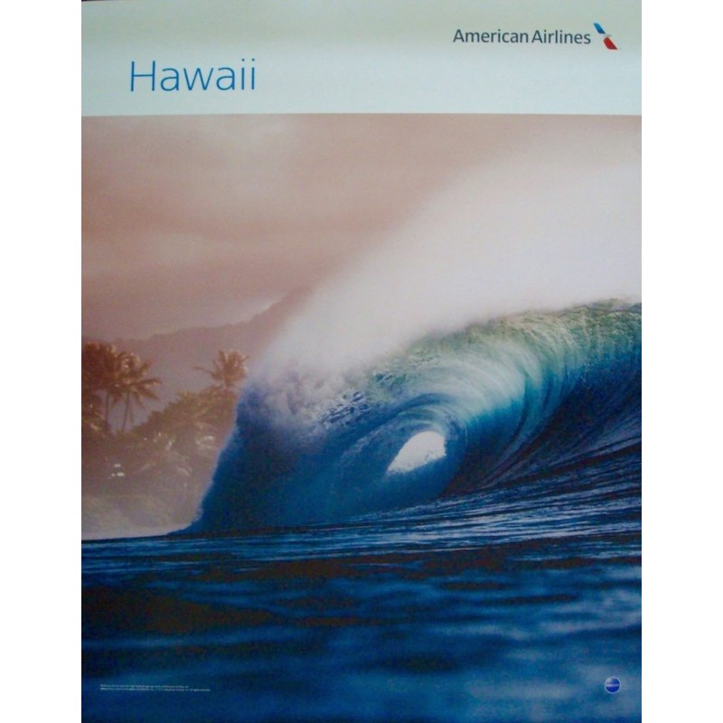 American Airlines Hawaii (2015)