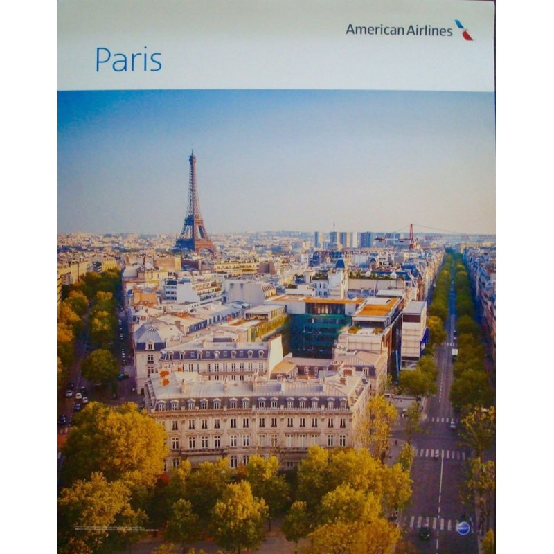 American Airlines Paris (2015)