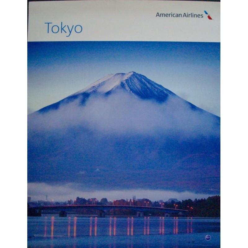 American Airlines Tokyo (2015)
