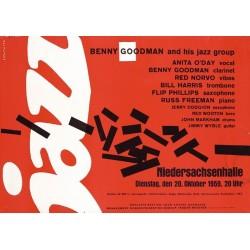Benny Goodman - Hanover 1959