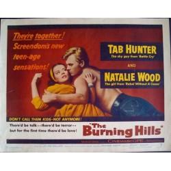 Burning Hills (half sheet)