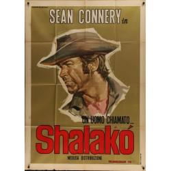 Shalako (Italian 2F Connery)