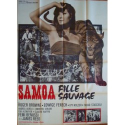 Samoa Queen Of The Jungle (French)