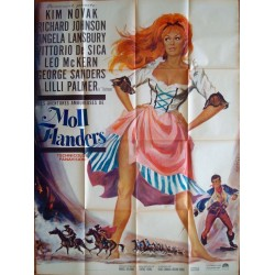 The Amorous Adventures Of Moll Flanders (French Grande style B)