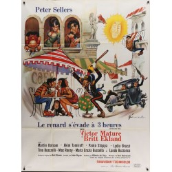 After The Fox (French Grande)