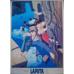 Castle In the Sky - Laputa (Japanese theater style)