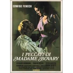 Sins Of Madame Bovary (Italian 4F)