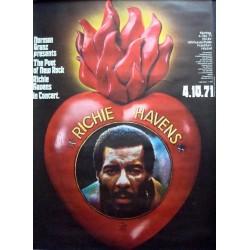Richie Havens: Frankfurt 1971