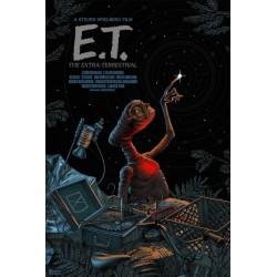 E.T. The Extra Terrestrial (Mondo R2017)