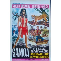 Samoa Queen Of The Jungle (Belgian)