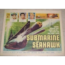 Submarine Seahawk (Half sheet)