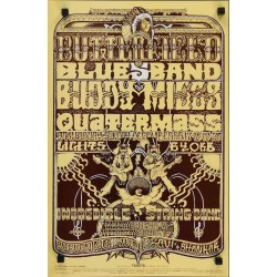 Butterfied Blues Band - Fillmore West BG 261