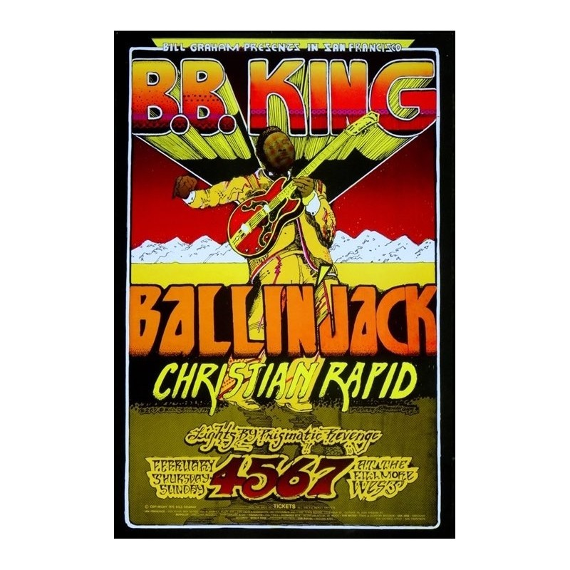 B.B. King - Fillmore West BG 269