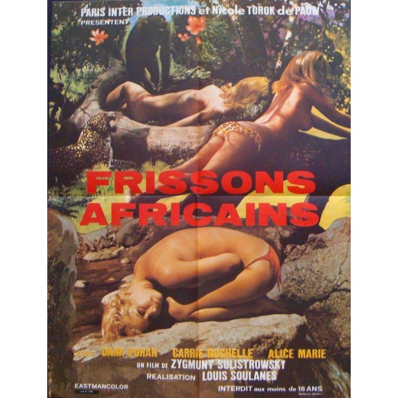 Africa Erotica (French)