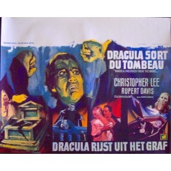 Dracula Has Risen From The Grave (Belgian)