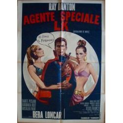 Lucky The Inscrutable (Italian 2F)