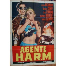 Agent From H.A.R.M (Italian 4F)