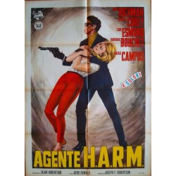 Agent From H.A.R.M (Italian 2F)