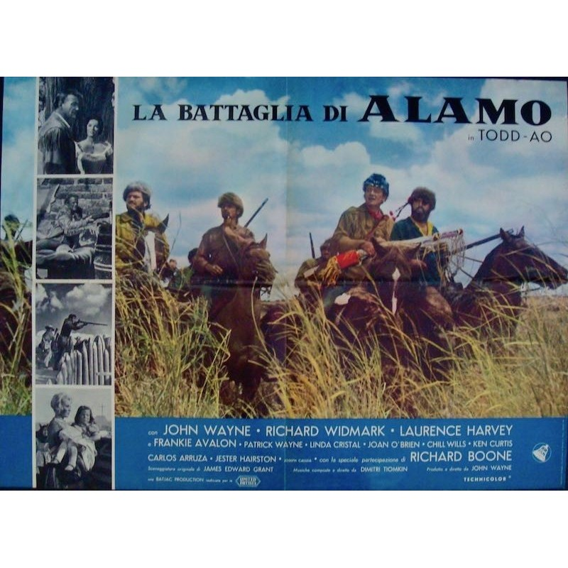 Alamo (Italian 1F variant)