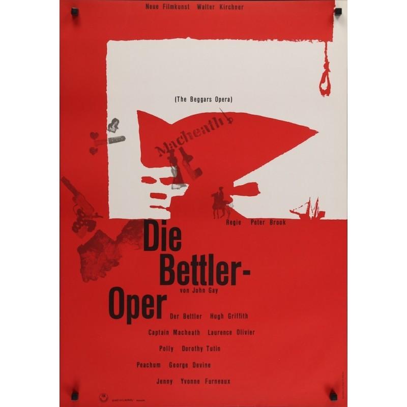 Beggar's Opera (German)