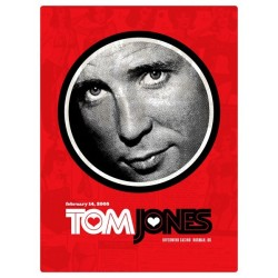 Tom Jones: Norman 2008