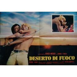 Desert Of Fire (Italian 1F)