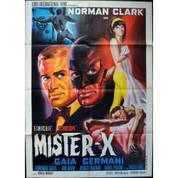 Avenger X - Mister X (Italian 2F)