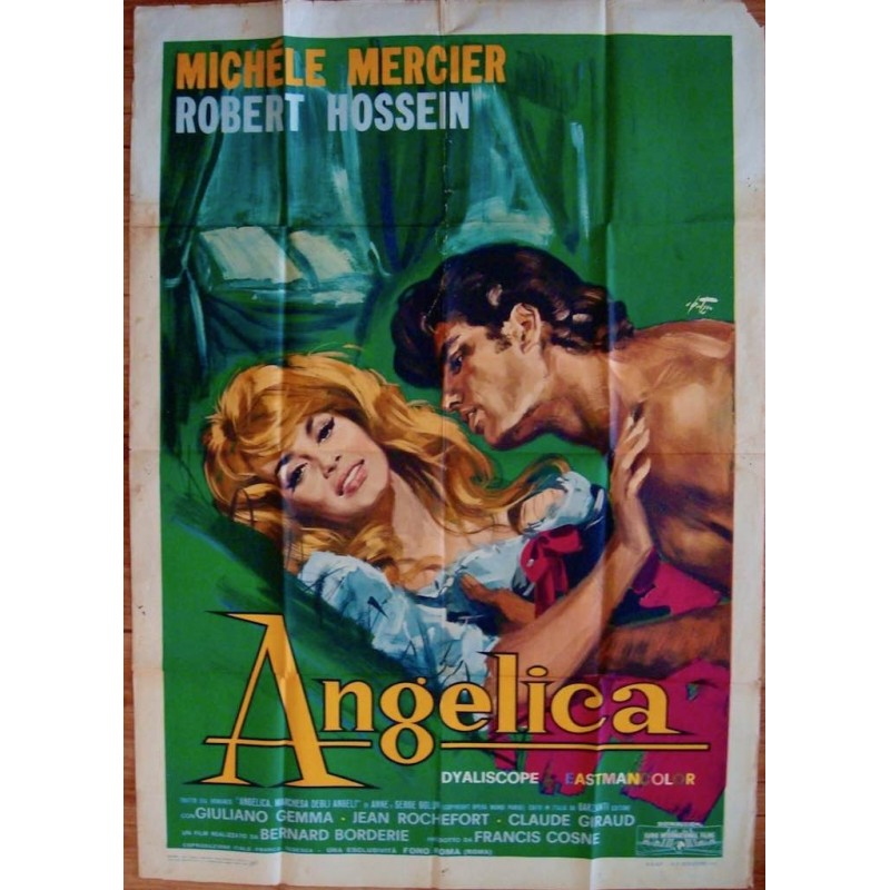Angelique Marquise des anges (Italian 2F)