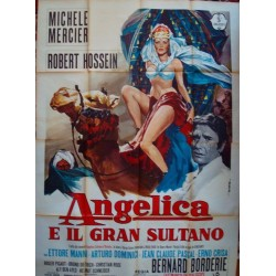 Angelique et le sultan (Italian 4F)