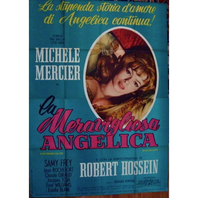 Angelique et le Roy (Italian 4F)