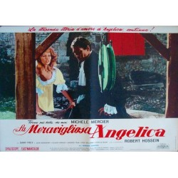 Angelique et le Roy (fotobusta set of 7)