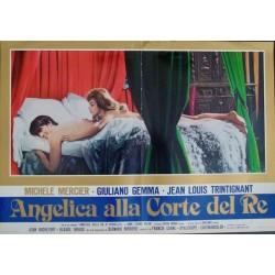 Angelique: Merveilleuse (R72 fotobusta set of 4)