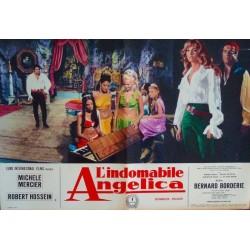 Angelique: Indomptable (fotobusta set of 10)
