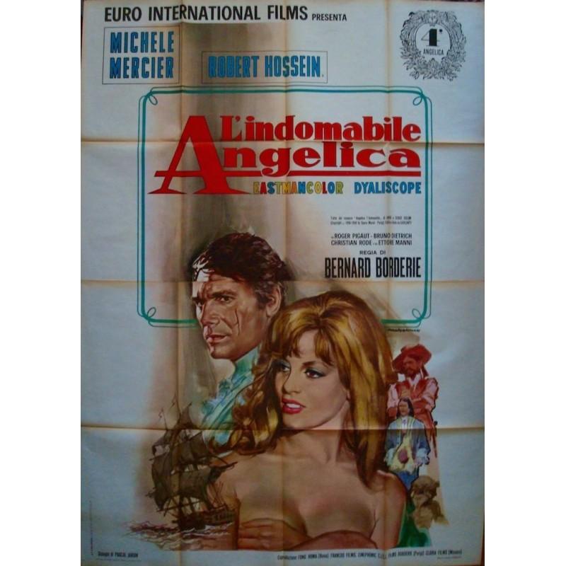 Angelique: Indomptable (Italian 4F)