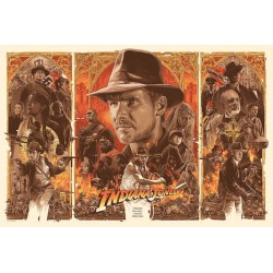 Indiana Jones Trilogy (R2017)