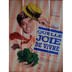 Joy Of Living - Quelle joie de vivre (French)