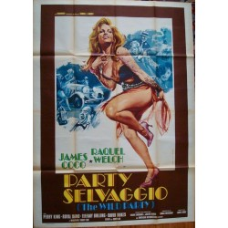 Wild Party (Italian 4F)