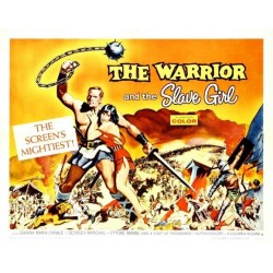 Warrior And The Slave Girl...