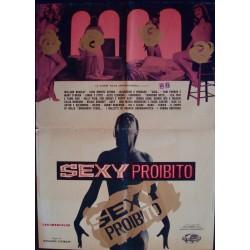 Sexy Proibito (Italian 1F style A)