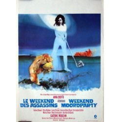 Weekend Murders (Belgian)