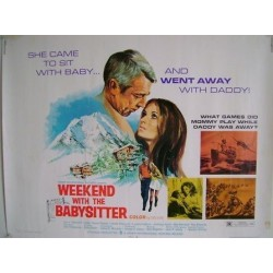 Weekend With The Babysitter...