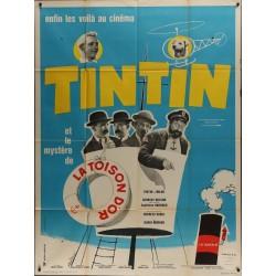 Tintin et le mystere de la toison d'or (French Grande)