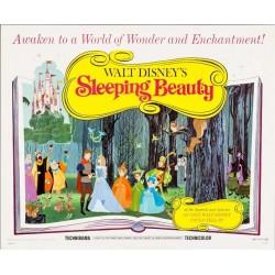 Sleeping Beauty (half sheet R70)
