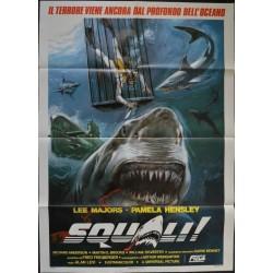 Six Million Dollar Man: Sharks (Italian 2F)