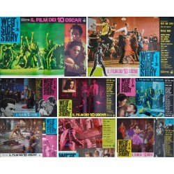 West Side Story (R69 fotobusta set of 8)
