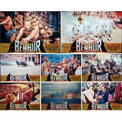 Ben Hur (Fotobusta set of 8)